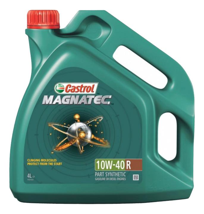 Моторное масло Castrol Magnatec 10W-40 R 4л
