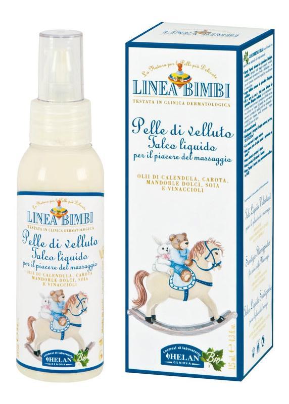 Детский флюид для деликатных мест (linea bimbi)
