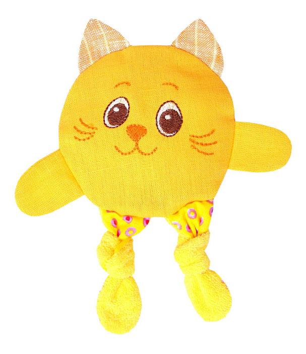 Мягкая игрушка Мякиши Доктор Мякиш Крошка Кот