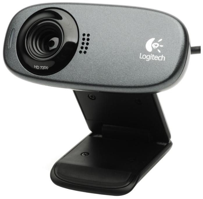 Web камера Logitech HD C310