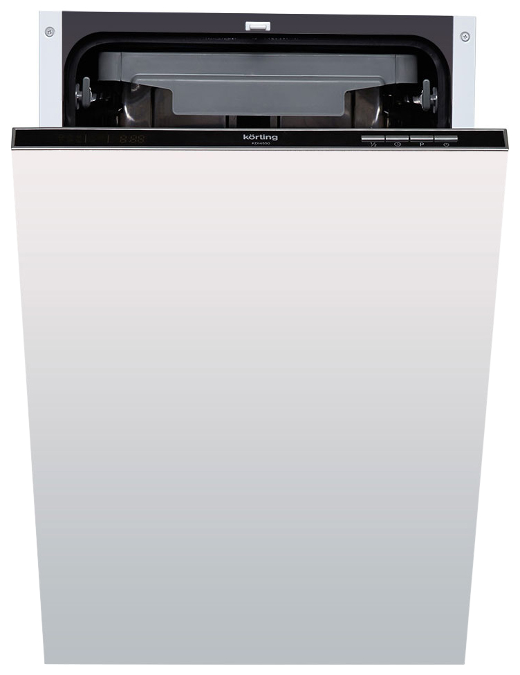 Встраиваемая посудомоечная машина Korting KDI 4550 Белый