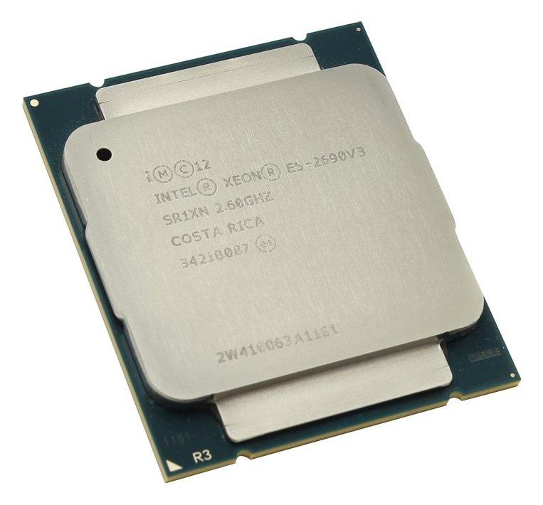 Процессор Intel Xeon E5 2690 v3