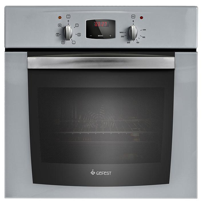 Встраиваемый электрический духовой шкаф GEFEST ДА 602-02 С Grey