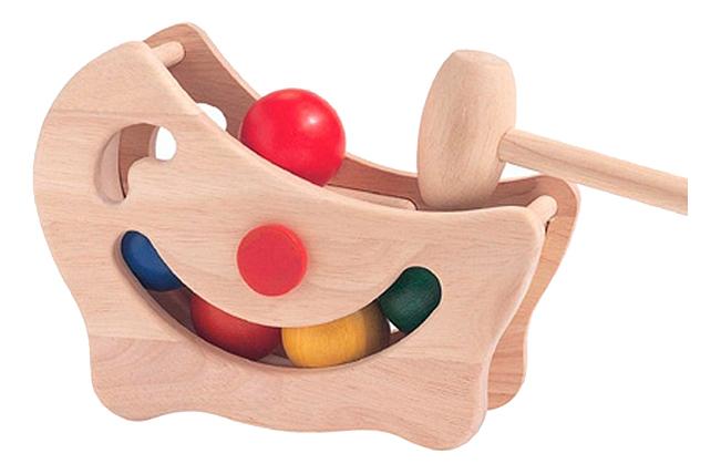 Купить Горка с шарами, Игрушка Plan Toys Горка с шарами , PlanToys, Развивающие игрушки