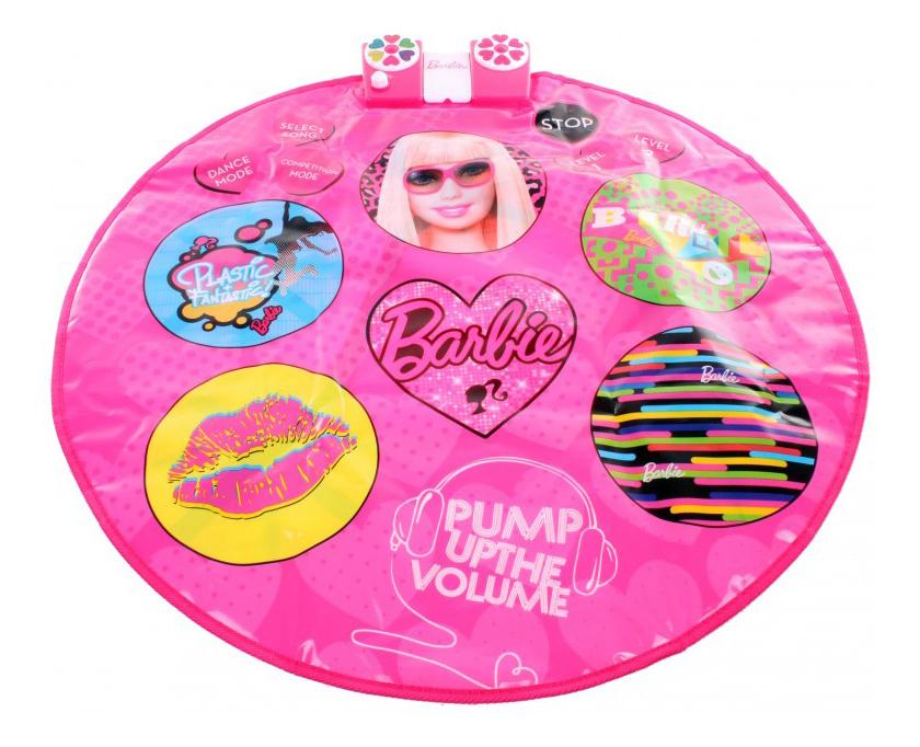Танцевальный коврик IMC Toys Barbie