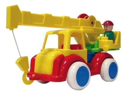 Купить Автокран Детский сад, Подъемный кран Форма С-80-Ф, Строительная техника