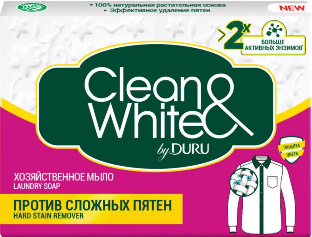 Хозяйственное мыло Duru против пятен 125 г