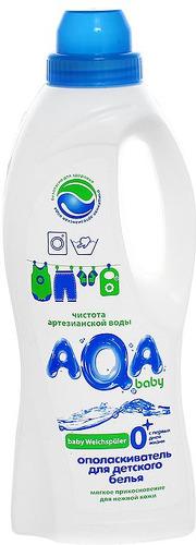 Ополаскиватель AQA BABY для детского белья, 1000