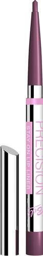 Карандаш для губ устойчивый BELL Precision Lip Liner, тон 1 Фиолетовый