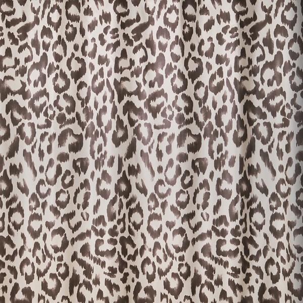 Штора для ванной комнаты Spirella Masaimara Бежево-коричневая
