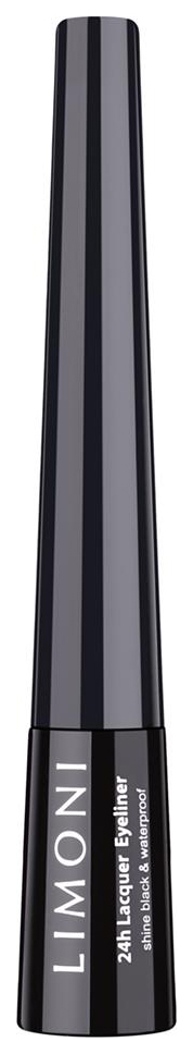 Подводка для глаз LIMONI Lacquer Eyeliner Black