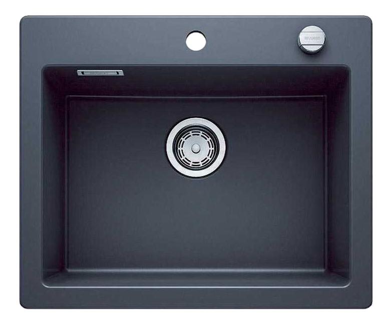 Мойка для кухни керамическая Blanco PALONA 6 520928 базальт фото