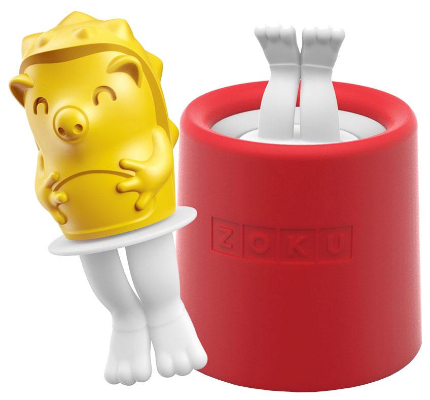 Форма для мороженого Zoku ZK123 010 Белый,