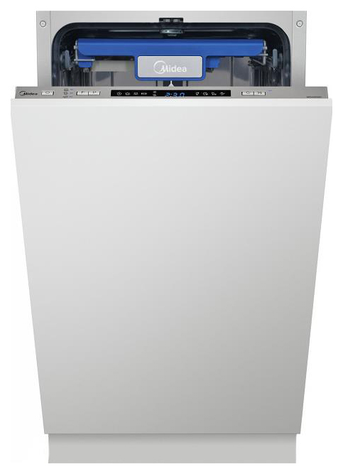 Встраиваемая посудомоечная машина 45 см Midea MID45S500 фото