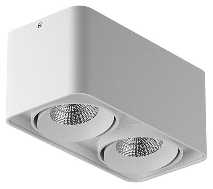 Потолочный светодиодный светильник Lightstar Monocco 052126 фото