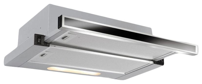 Вытяжка встраиваемая Simfer 8502G LEO Silver/Black