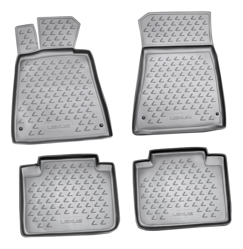Комплект ковриков в салон автомобиля Autofamily для Lexus (NLC.29.01.210)