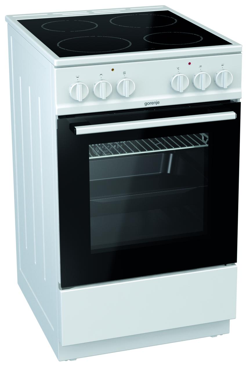 Электрическая плита Gorenje EC5112WG White