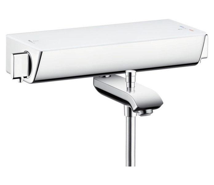 Смеситель для ванны Hansgrohe Ecostat Select 13141400 хром