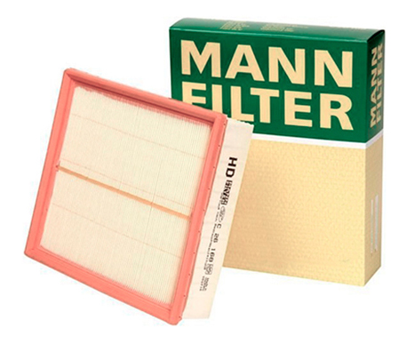 Фильтр воздушный двигателя MANN FILTER C1381
