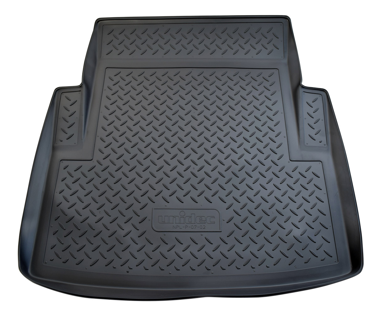 Коврик в багажник автомобиля для BMW Norplast (NPL-P-07-02)
