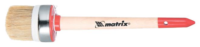 Кисть круглая MATRIX Профи №2 20 мм 82041