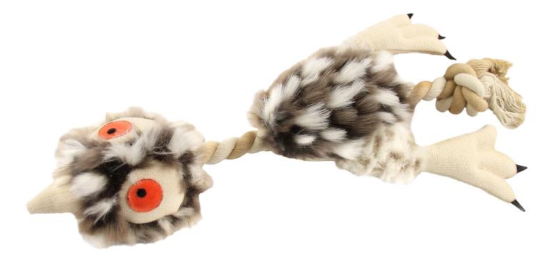 Мягкая игрушка для собак Triol, 12141038 бежевый, коричневый