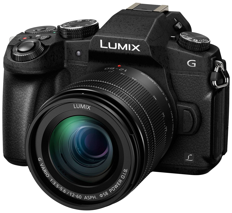 Фотоаппарат системный Panasonic Lumix DMC G80
