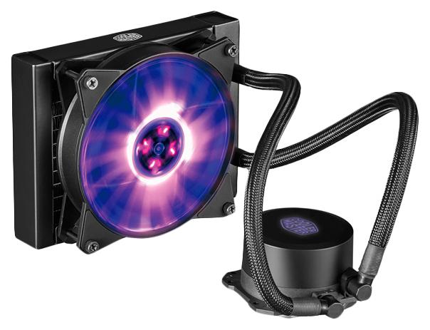 Жидкостная система охлаждения Cooler Master MasterLiquid ML120L