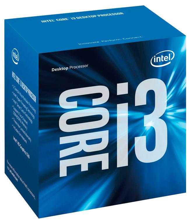 Процессор Intel Core i3 7320 Box