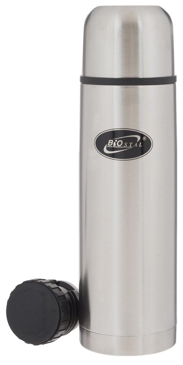 Термос Biostal Классик NB-750 0,75 л серебристый