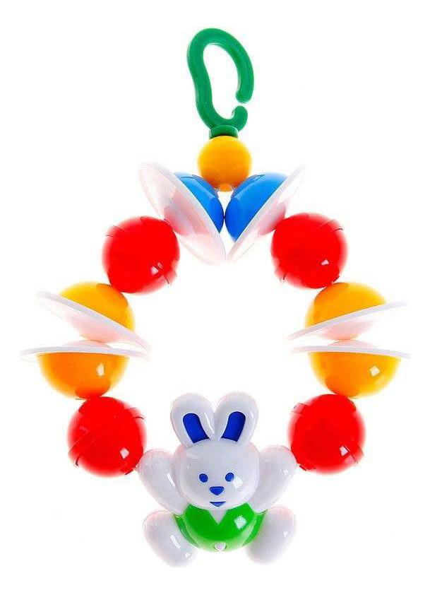 картинка Подвесная игрушка Солнечный зайчик 0+ АЭЛИТА от магазина Bebikam.ru