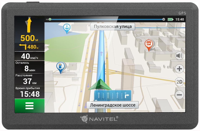 Автомобильный навигатор NAVITEL C500