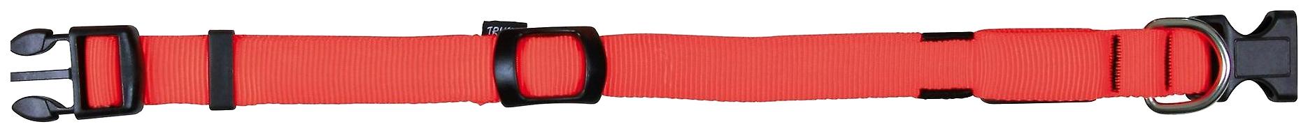 Ошейник для собак Trixie Flash Collar оранжевый 13063