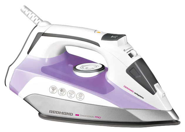 Утюг Redmond RI C222 E White/Purple