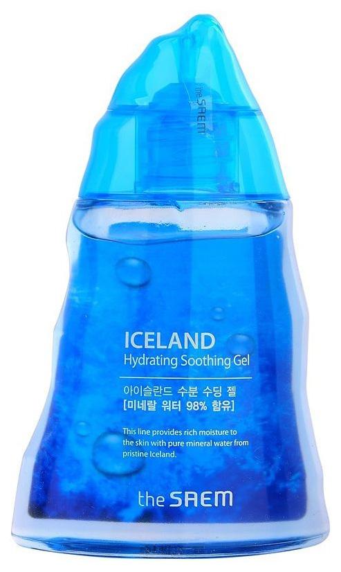 Гель для тела The Saem Iceland Hydrating