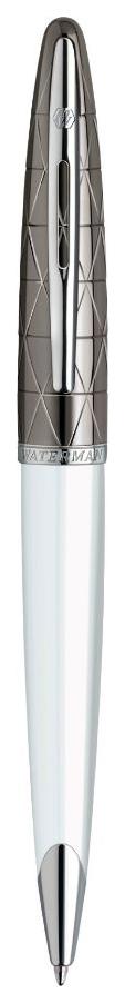 Шариковая ручка Waterman Carene Contemporary White ST, M, BL