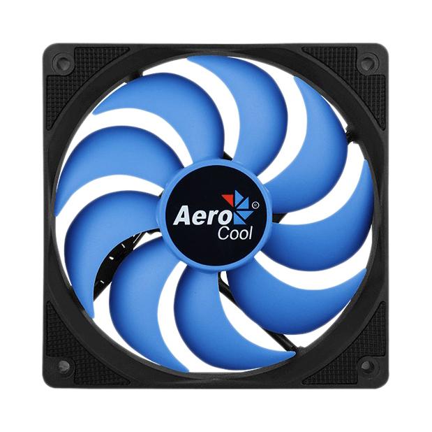 Корпусной вентилятор AeroCool Motion 12 Plus Green