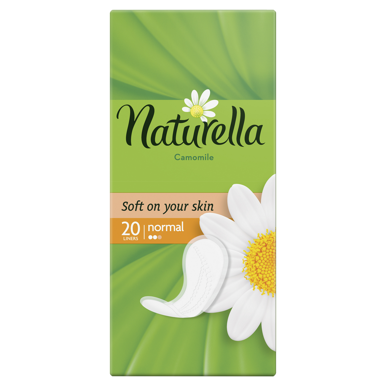 Прокладки Naturella ежедневные Camomile Normal Single 20шт