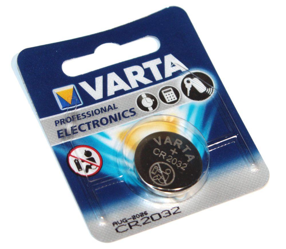 Батарейка Varta CR2032 1 шт