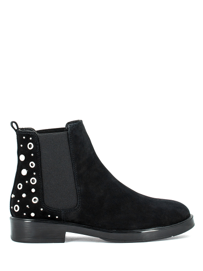 Ботинки женские черные MASSIMO SANTINI  60026