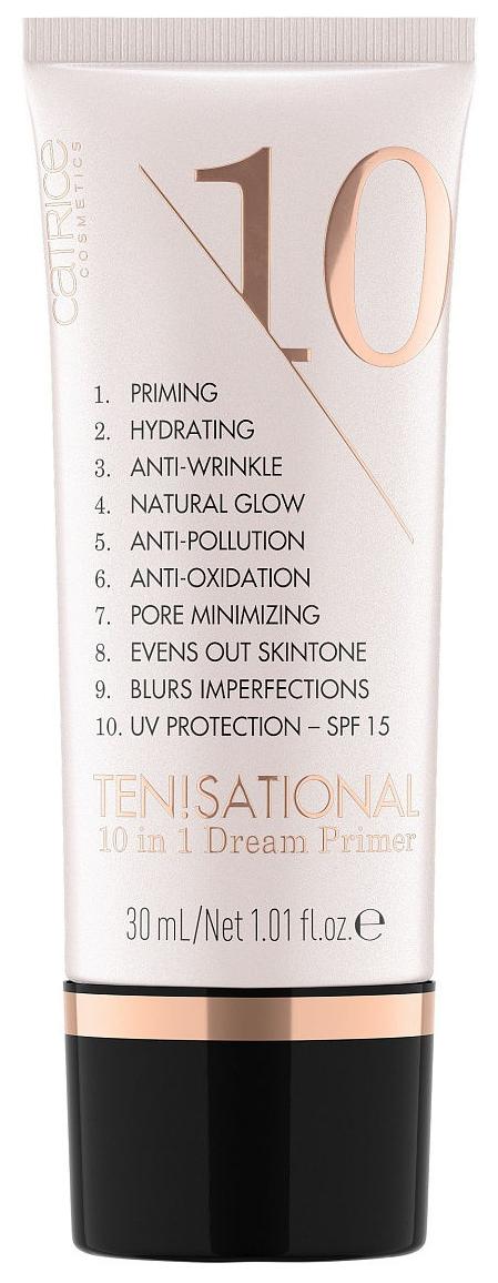 Основа для макияжа Catrice Ten!sational 10