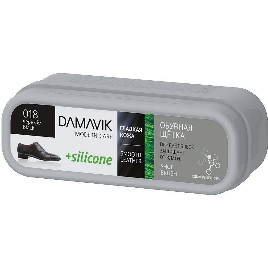 Щетка для обуви Damavik Silicone с пропиткой