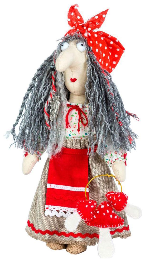 Купить Перловка Набор для создания игрушки Перловка Баба Яга, Рукоделие