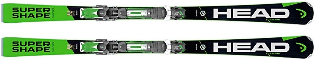 Горные лыжи Head Supershape i.Magnum TFB + PRX 12 2017, 177 см фото