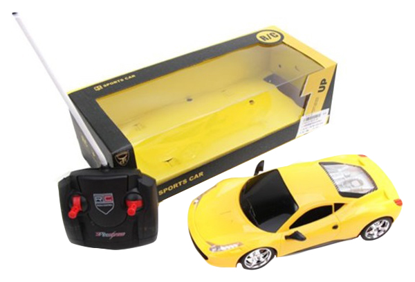 Купить Радиоуправляемая машинка Наша Игрушка Sport Car 691866, Наша игрушка,