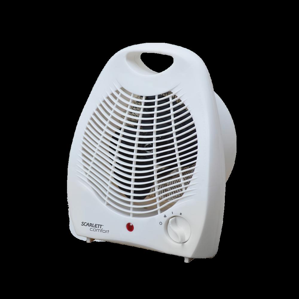 Тепловентилятор Scarlett SC FH19S01 белый