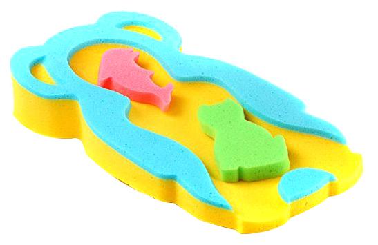 TEGA Накладка в ванну Миди, двухцветная