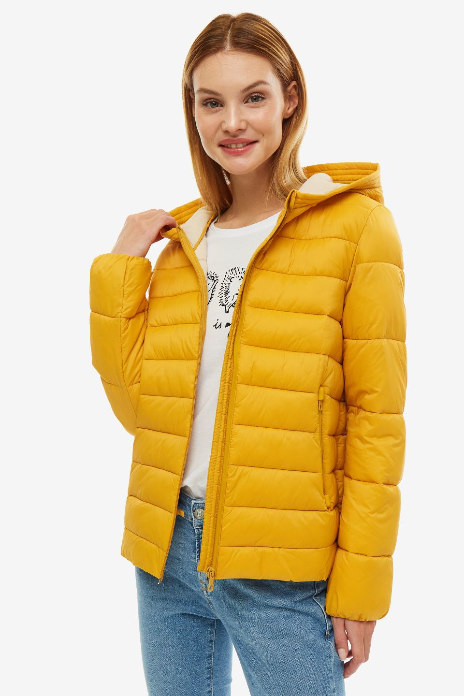 Куртка женская Mavi 110470-29580 желтая XS фото