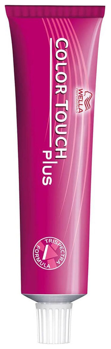 Краска для волос Wella Color Touch Plus 66/03 Корица 60 мл